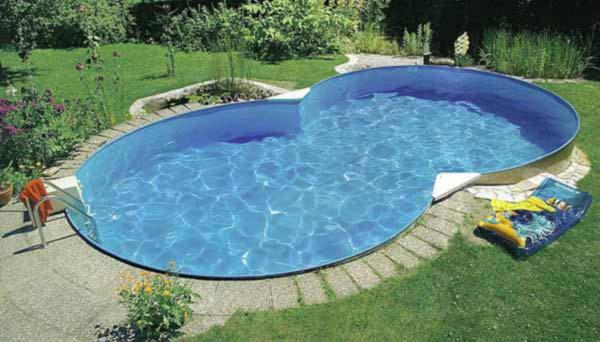 Строительство бассейнов на даче