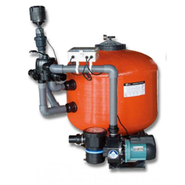 Фильтрационные системы для прудов Emaux