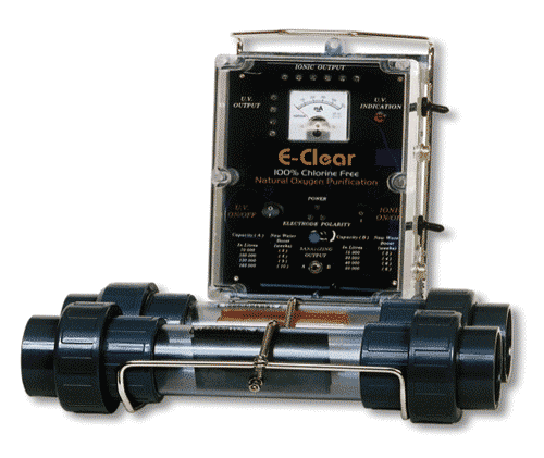 Генератор активного кислорода E-CLEAR