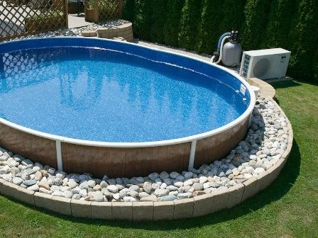 Подогрев бассейна: способы и преимущества