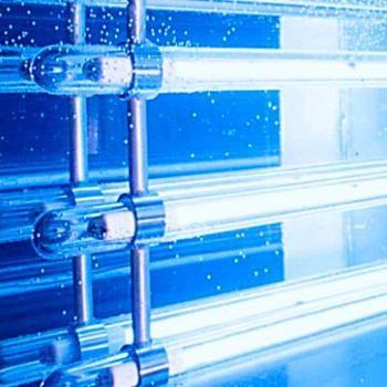 Ультрафиолетовые лампы для бассейнов – свойства и преимущества